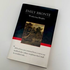 🍬3 for $15🍬 Wuthering Heights hardcover
